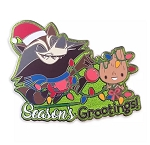 Disney Holiday Pin - Rocket and Groot - Guardians of the Galaxy