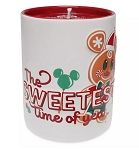 Disney Holiday Candle - Mickey Mouse Gingerbread - Scented
