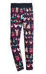 Disney Leggings for Women - Mickey and Minnie Holiday Treats