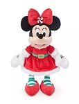 Disney Holiday Plush - 2020 Santa Minnie Mouse - Medium