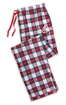 Disney Lounge Pants for Men - Mickey Mouse Holiday - Plaid