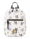 Disney Dooney & Bourke Bag - 2020 Mickey and Minnie Holiday - Backpack