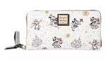 Disney Dooney & Bourke Bag - 2020 Mickey and Minnie Holiday - Wallet