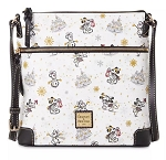 Disney Dooney & Bourke Bag - 2020 Mickey and Minnie Holiday - Crossbody