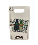 Disney Holiday Pin - 2020 Star Wars Carolers