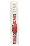 Disney Magic Band 2 - 2020 Holiday Mickey Mouse - Red