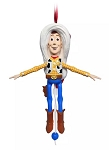 Disney Figurine Ornament - Woody Articulated - Toy Story