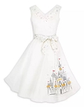 Disney Holiday Dress for Women - Dress Shop - Fantasyland Castle