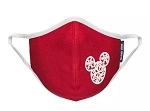 Disney Face Mask - Holiday Mickey Mouse Icon Snowflake