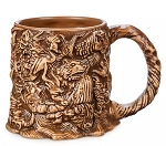 Disney Coffee Mug - Tree of Life Sculpted - Animal Kingdom