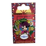 Disney Holiday Resort Pin - 2020 Caribbean Beach Resort - Mickey Mouse