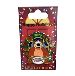 Disney Holiday Resort Pin - 2020 Wilderness Lodge Resort - Humphrey