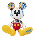 Disney Plush - 2021 Mickey Mouse - Disney Parks