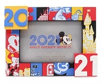 Disney Photo Frame - 2021 Mickey & Friends - 4 x 6