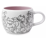 Disney Coffee Mug - Disney Cats