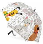 Disney Umbrella -  Reigning Cats and Dogs