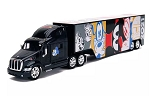 Disney Toy Hauler Truck - 2021 Mickey Mouse and Friends