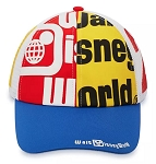 Disney Hat - Baseball Cap - Walt Disney World 2021