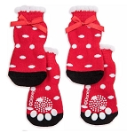Disney Socks for Dogs - Disney Tails - Minnie Mouse