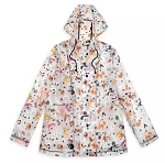 Disney Rain Jacket for Women - Reigning Cats and Dogs