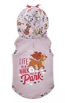 Disney Hoodie for Dogs - Disney Dogs - Walk in the Park