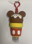 Disney Hand Sanitizer Keychain - Mickey Mouse Ice Cream