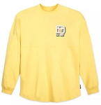 Disney Spirit Jersey for Adults - Walt Disney World Logo - Yellow