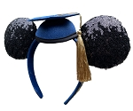 Disney Ears Headband - Minnie Graduation Ears - Class of 2021