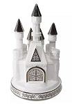 Disney Cake Topper - Wedding - Fantasyland Castle
