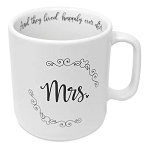 Disney Coffee Mug - Mickey Mouse Bride - Mrs