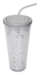 Disney Travel Tumbler with Straw - Fantasyland Castle - Bridesmaid