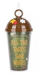 Disney Travel Tumbler with Straw - Enchanted Tiki Room