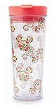 Disney Travel Tumbler - Mickey Mouse Floral Icon