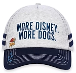 Disney Hat - Baseball Cap - More Disney, More Dogs