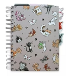 Disney Journal and Pen Set - Disney Cats