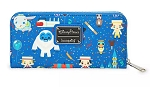 Disney Loungefly Wallet - Disney Parks Chibi