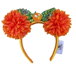 Disney Ears Headband - 2021 Epcot Flower & Garden Festival - Orange Bird
