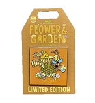 Disney Flower & Garden Festival Pin - 2021 Spike the Bee - Limited Edition
