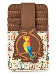 Disney Credit Card Holder - Enchanted Tiki Room