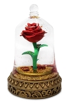 Disney Snow Globe - Beauty and the Beast Enchanted Rose
