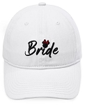 Disney Hat - Baseball Cap - Minnie Mouse Icon Bride
