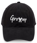 Disney Hat - Baseball Cap - Mickey Mouse Icon Groom