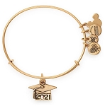 Disney Alex & Ani Bracelet - Mickey Graduation Cap - Class of 2021