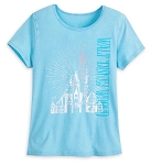 Disney Lounge Shirt for Women - Cinderella Castle