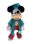 Disney Plush - Mickey Mouse Graduation - Class of 2021