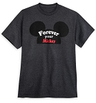 Disney Shirt for Men - Mickey Mouse - Forever Your Mickey