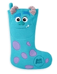 Disney Knit Stocking - Sulley - Monsters INC