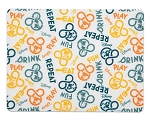 Disney Placemat - Mickey Mouse Repeatables - Silicone