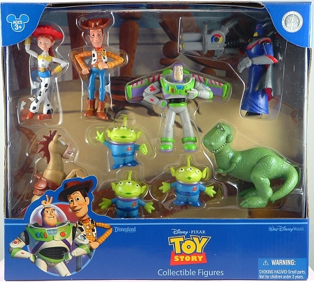 Disney Figurine Set - Toy Story