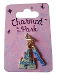 Disney Dangle Charm - Charmed in the Park - Cinderella Castle